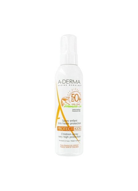 A-DERMA PROTECT KIDS SPF50+ - 200 ml