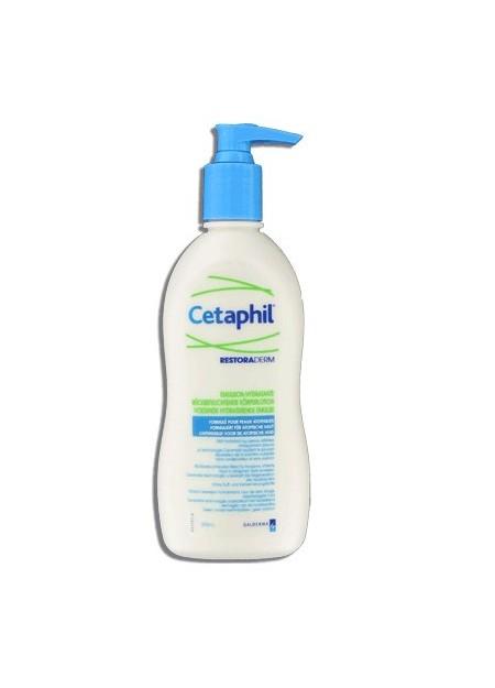 CETAPHIL RESTORADERM  Emulsion Hydratante  295 ml