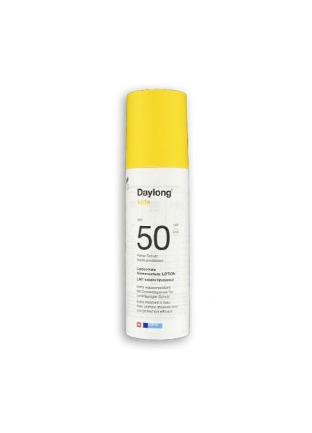 DAYLONG Kids SPF50 visage et corps - pompe 150 ml