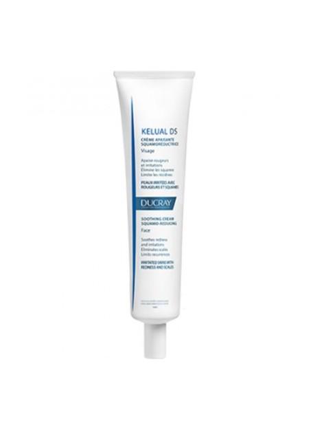DUCRAY KELUAL DS Crème Kératoréductrice Apaisante Visage - 40 ml