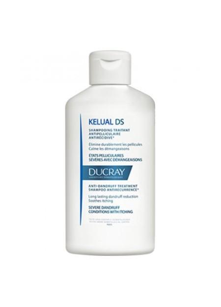 DUCRAY KELUAL DS Shampooing Traitant Etats Squameux - 100 ml