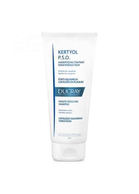 DUCRAY KERTYOL P -S -O - Shampooing Traitant Kératoréducteur - 200 ml