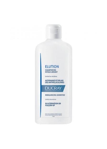 DUCRAY ELUTION Shampooing Dermo-Protecteur Cuirs Chevelus Sensibles - 400 ml