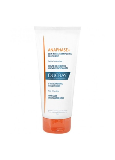 DUCRAY ANAPHASE+ Soin après-shampooing fortifiant. Tube 200 ml