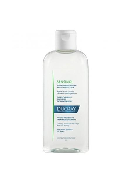 DUCRAY SENSINOL Shampooing apaisant cui chevelu sensible - 200 ml