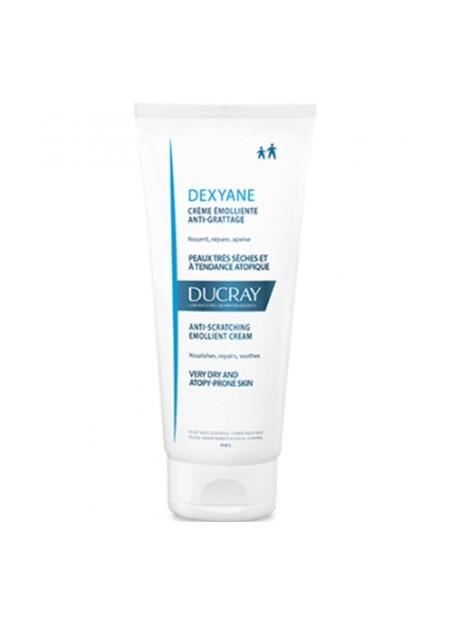 DUCRAY DEXYANE Crème émolliente anti-grattage - 200 ml