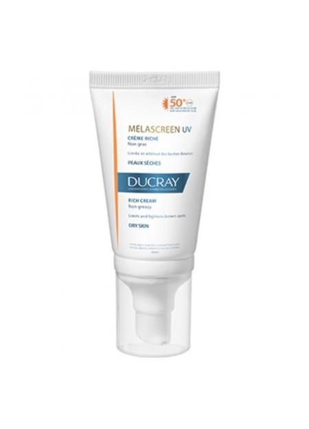 DUCRAY Melascreen UV Crème Riche SPF50+ - 40 ml