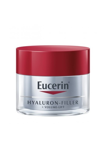 EUCERIN HYALURON-FILLER + VOLUME-LIFT, Soin de Nuit - 50 ml