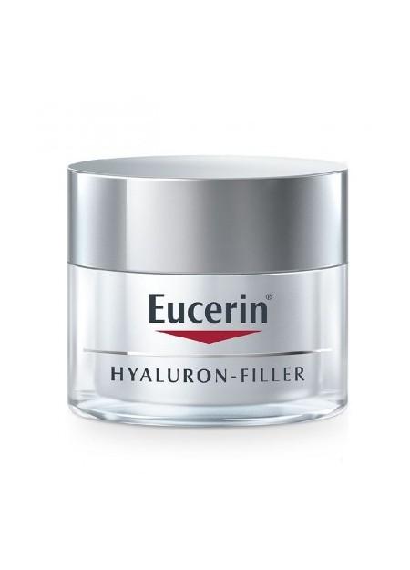 EUCERIN HYALURON-FILLER, Soin de Jour Peau Sèche - 50 ml