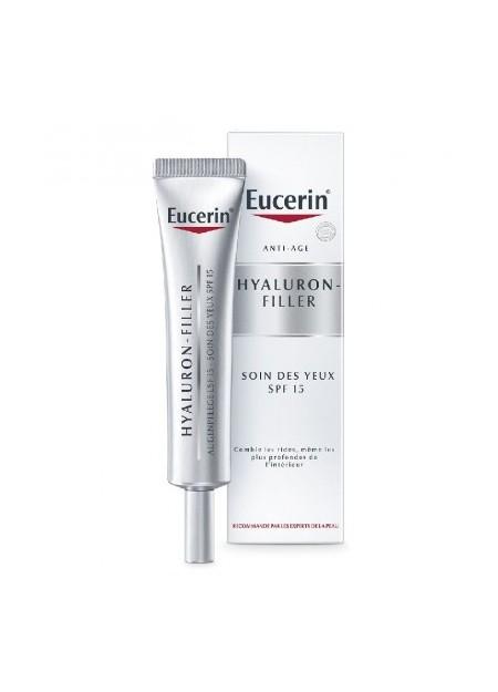 EUCERIN HYALURON-FILLER, Contour des Yeux - 15 ml