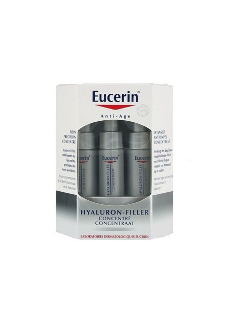 EUCERIN HYALURON-FILLER, Soin Précision Concentré - 6 x 5 ml
