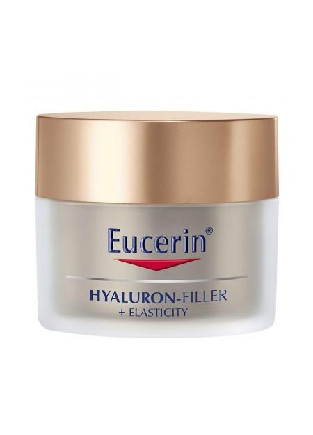 EUCERIN HYALURON-FILLER + ELASTICITY, Soin de Nuit - 50 ml