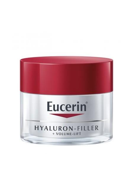 EUCERIN HYALURON-FILLER + VOLUME-LIFT, Soin de Jour Peau Sèche - 50 ml