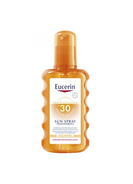 EUCERIN SUN PROTECTION, Sun Spray Transparent SPF 30 - 200 ml