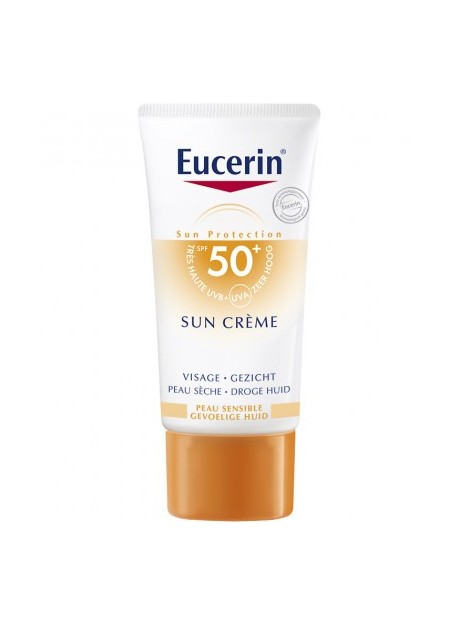 EUCERIN SUN PROTECTION, Sun Crème SPF 50+ - 50 ml