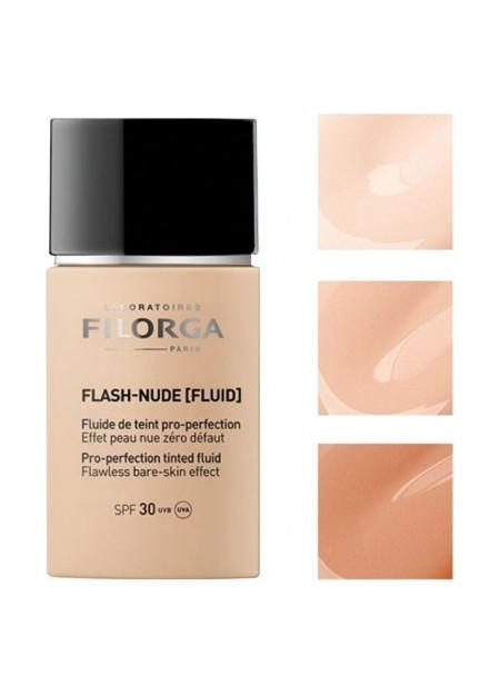 FILORGA FLASH-NUDE Fluid, Ivory - 30 ml