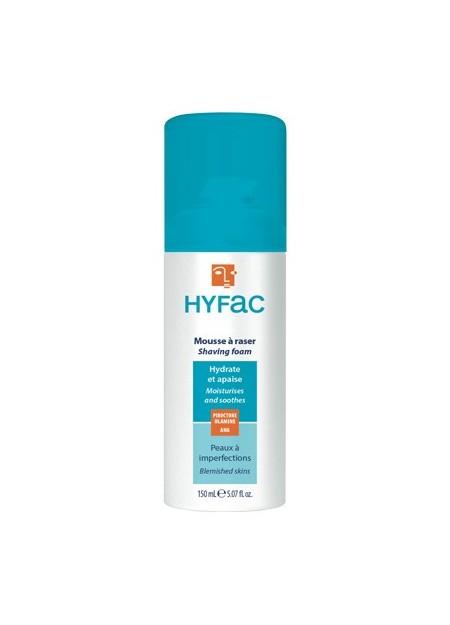 HYFAC Mousse à Raser Dermatologique. Aérosol 150 ml