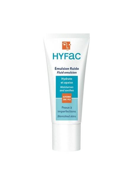 HYFAC + Emulsion fluide hydratante - 40 ml