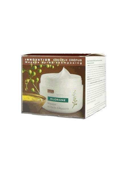 KLORANE Masque à l'huile d'Abyssinie - 150 ml
