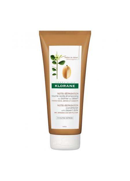 KLORANE Baume après-shampooing au Dattier du désert - 200 ml
