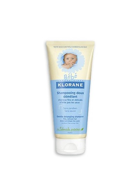 KLORANE BEBE Shampooing démêlant - 200 ml