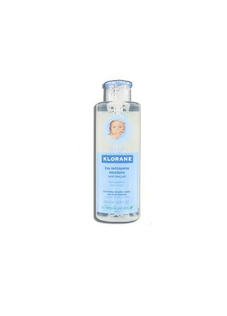KLORANE BEBE Eau nettoyante micellaire - 500 ml