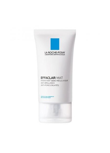 LA ROCHE-POSAY EFFACLAR, MAT Hydratant sébo - régulateur - 40 ml