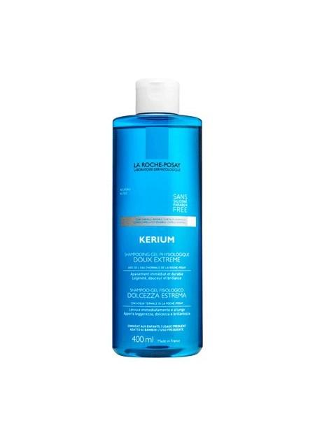 LA ROCHE-POSAY KERIUM, Shampooing doux - 400 ml