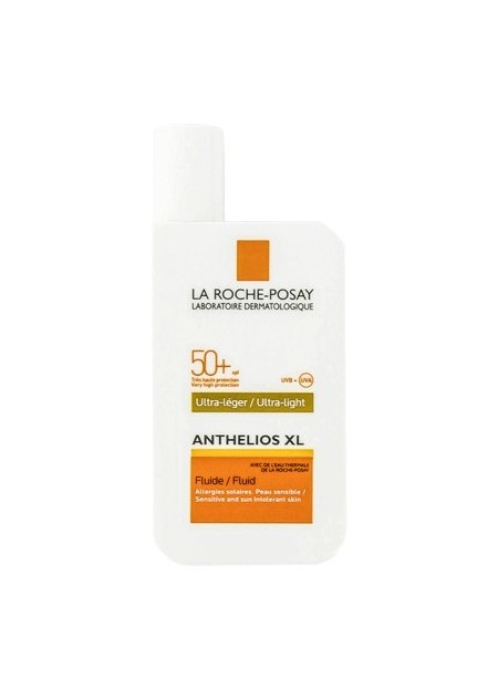 LA ROCHE-POSAY ANTHELIOS XL Fluide Ultra-Léger SPF50+ - 50 ml