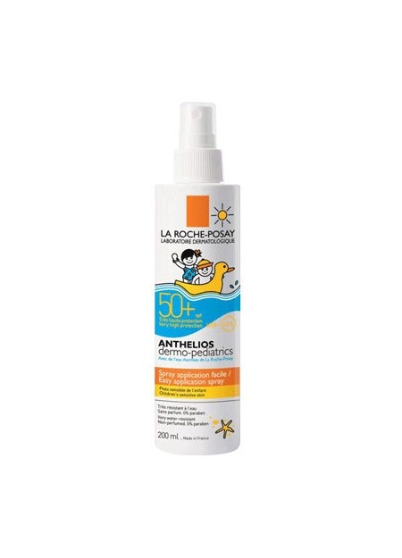 LA ROCHE-POSAY ANTHELIOS, Dermo - pediatrics SPF50+ spray - 200 ml