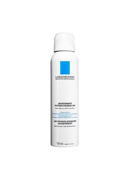 LA ROCHE-POSAY Déodorant physiologique aérosol - 150 ml