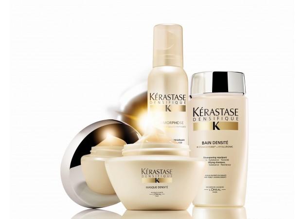 densifique : routine dédiée au  cheveux affinés qui manquent de volume